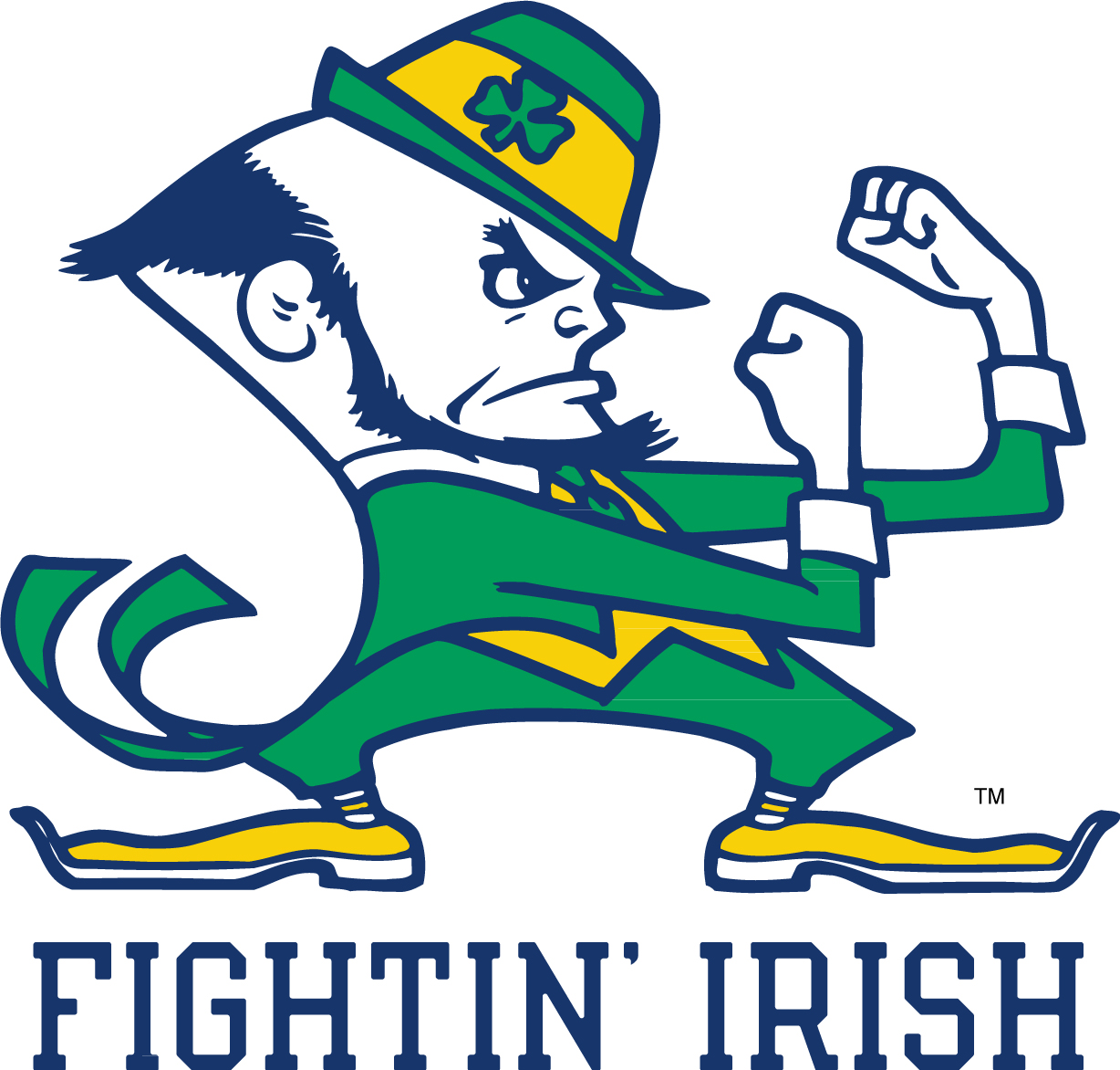 Related logos for University of Notre Dame Logo 1228x1172