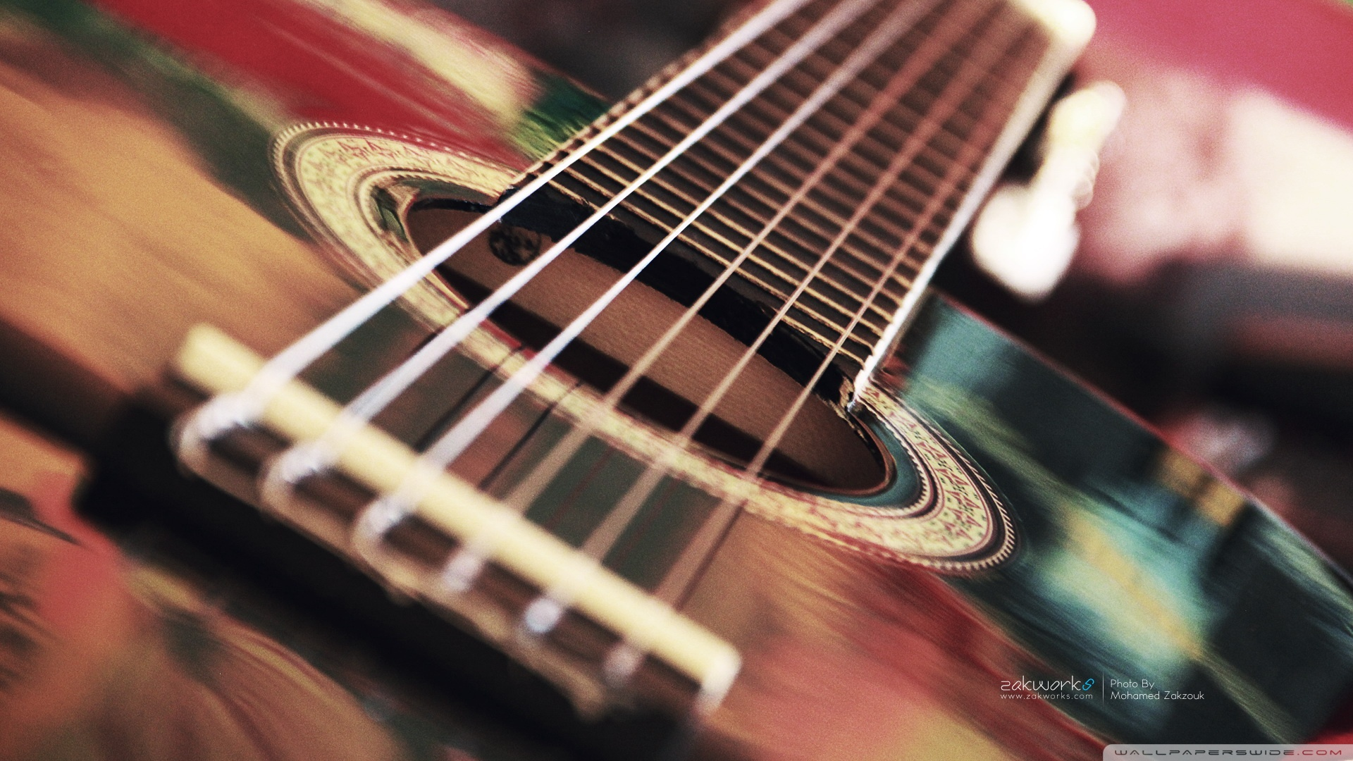 acoustic guitar wallpaper wallpapersafari