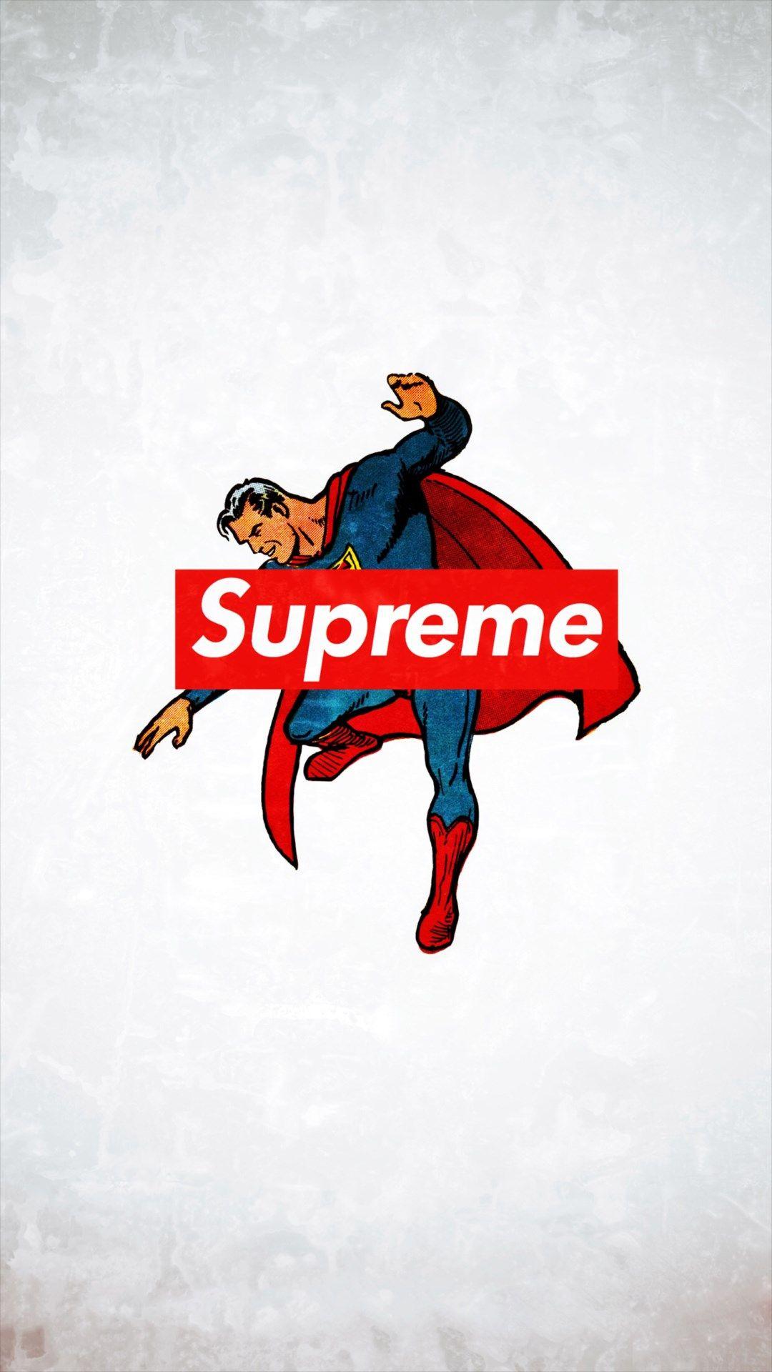 Supreme Trend Logo Film Art iPhone 6 wallpaper de Supreme 1080x1920