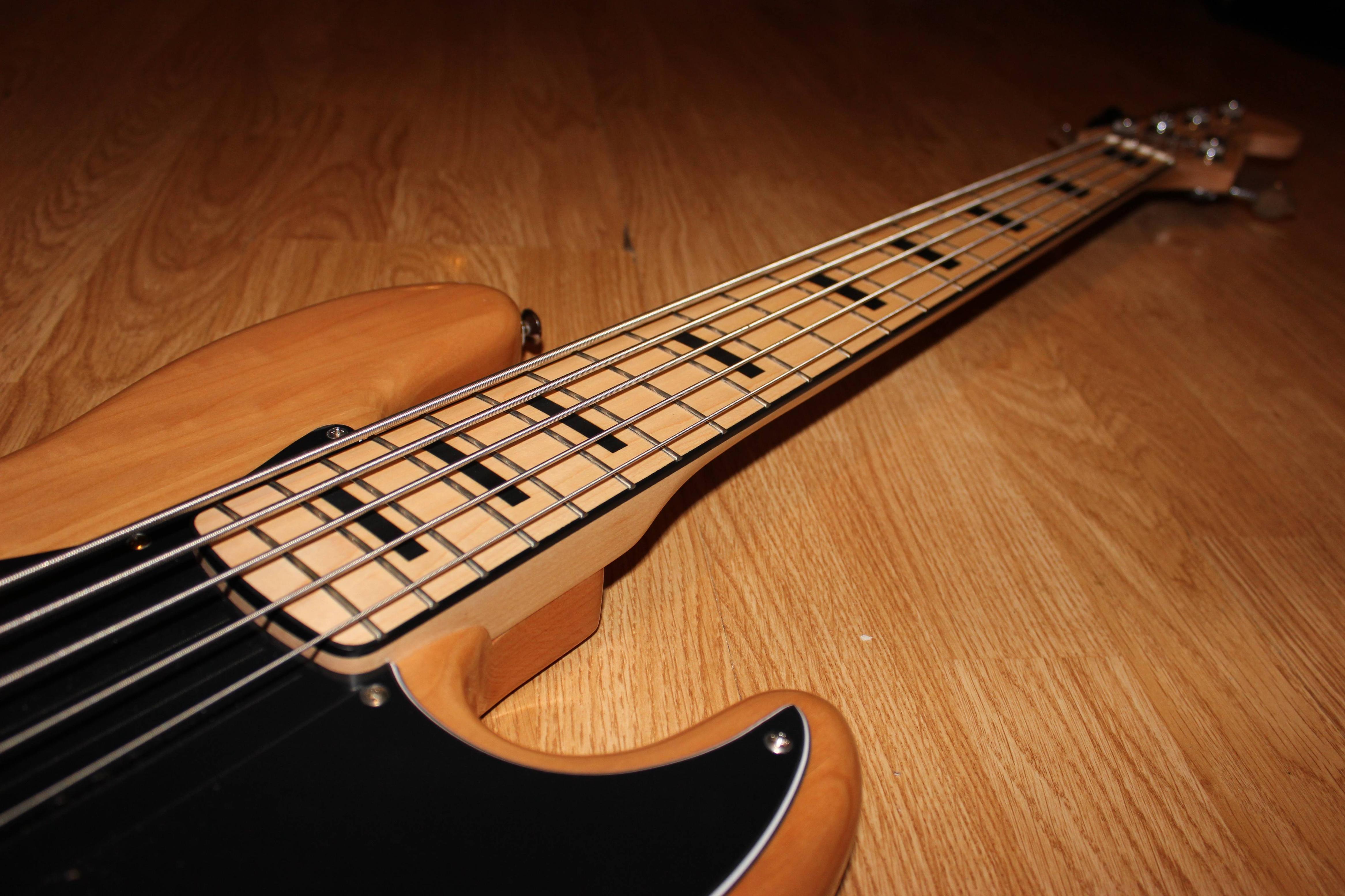 Bass Guitar Wallpapers 4666x3110