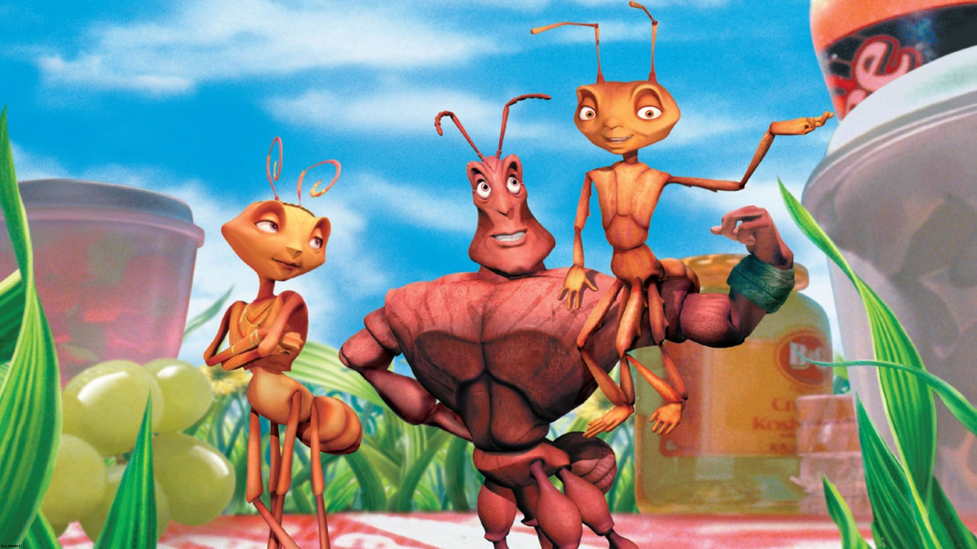 5 Antz HD Wallpapers Background Images 1920x1080