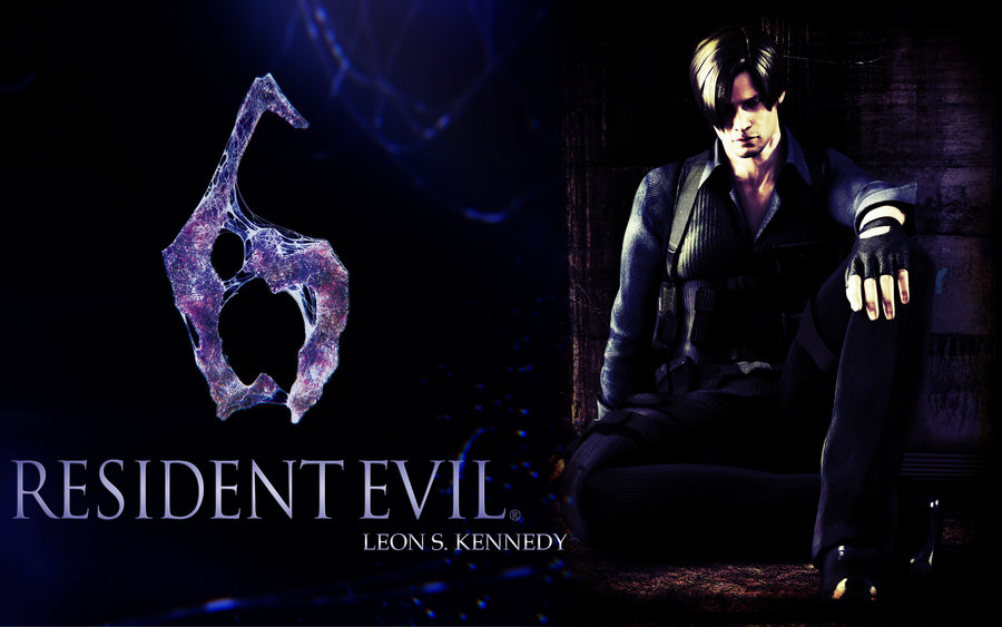 Free Download Leon S Kennedy Re6 By Link Leob 900x563 For Your