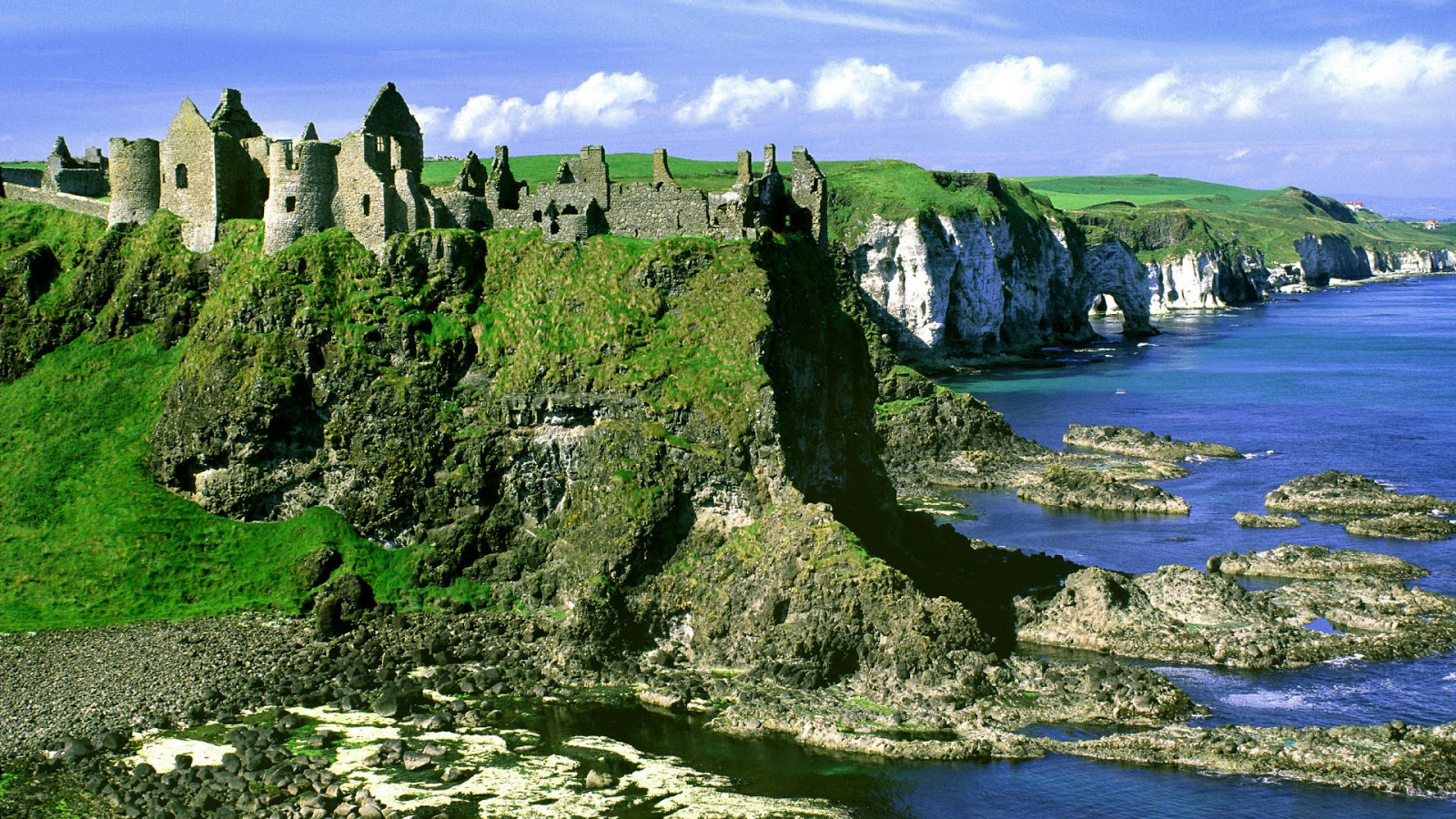 HD Wallpapers Desktop Ireland Country HD DeskTop Wallpapers 1600x900