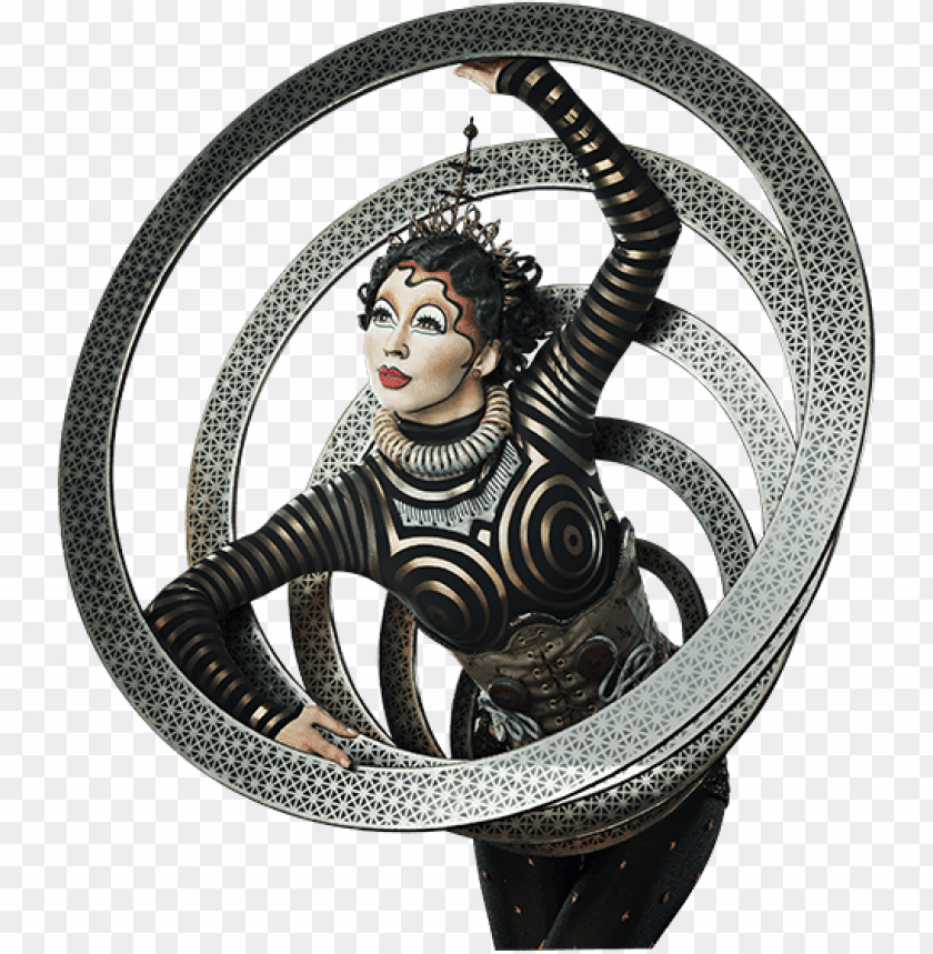 cirque du soleil curios PNG image with transparent background TOPpng 840x859