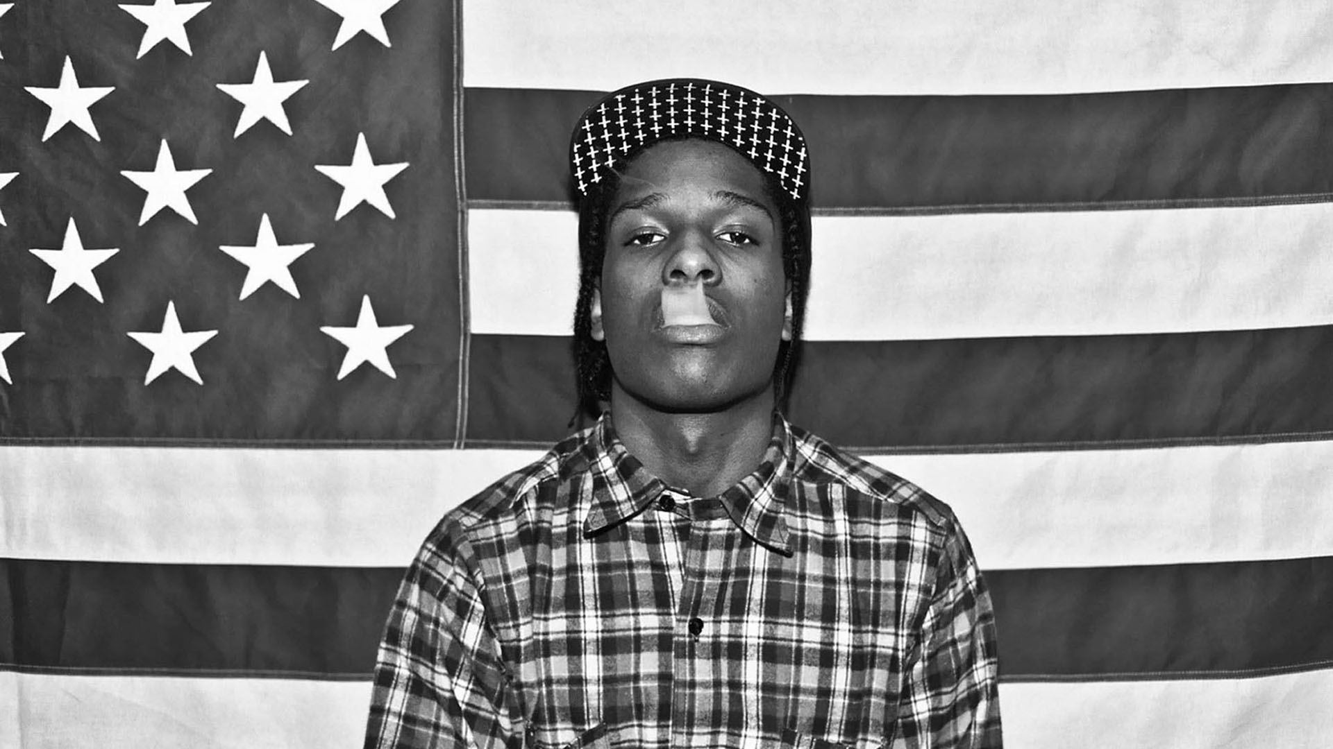 Asap rocky wallpaper hd wallpapersafari - Asap wallpaper ...