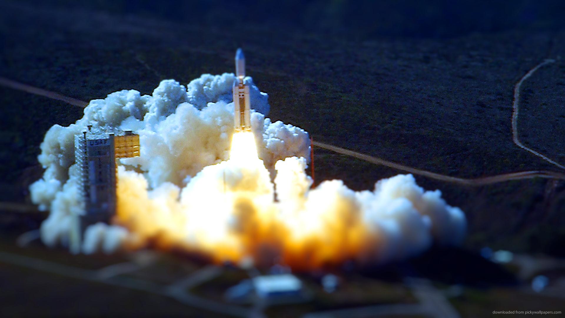 Take off rocket picture 1920x1080