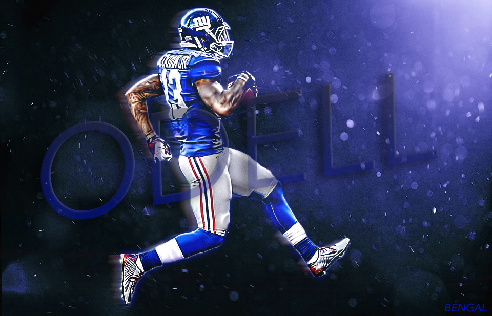 Odell Beckham Jr Wallpaper by bengalbro 960x617
