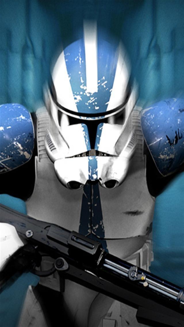 Clone Trooper Iphone Wallpaper Wallpapersafari