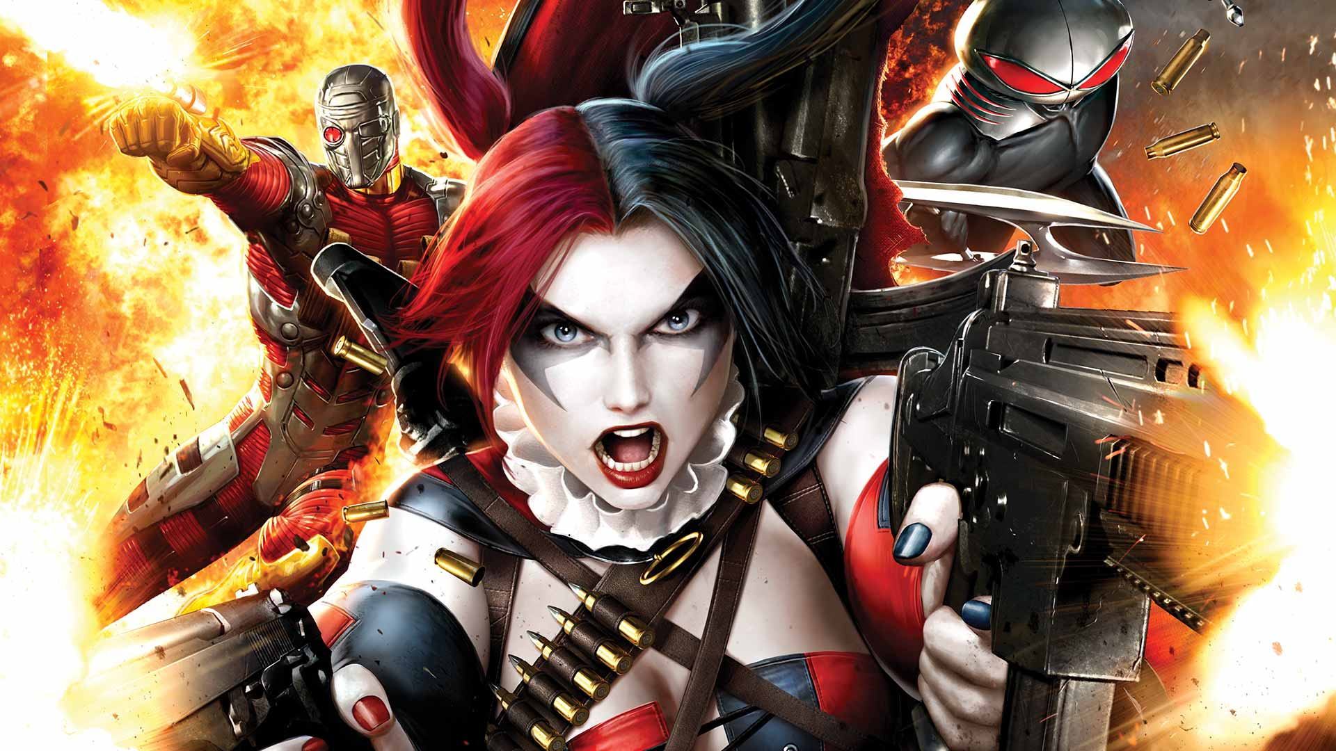 Suicide Squad creator shares thoughts on movie casting   Batman News 1920x1080