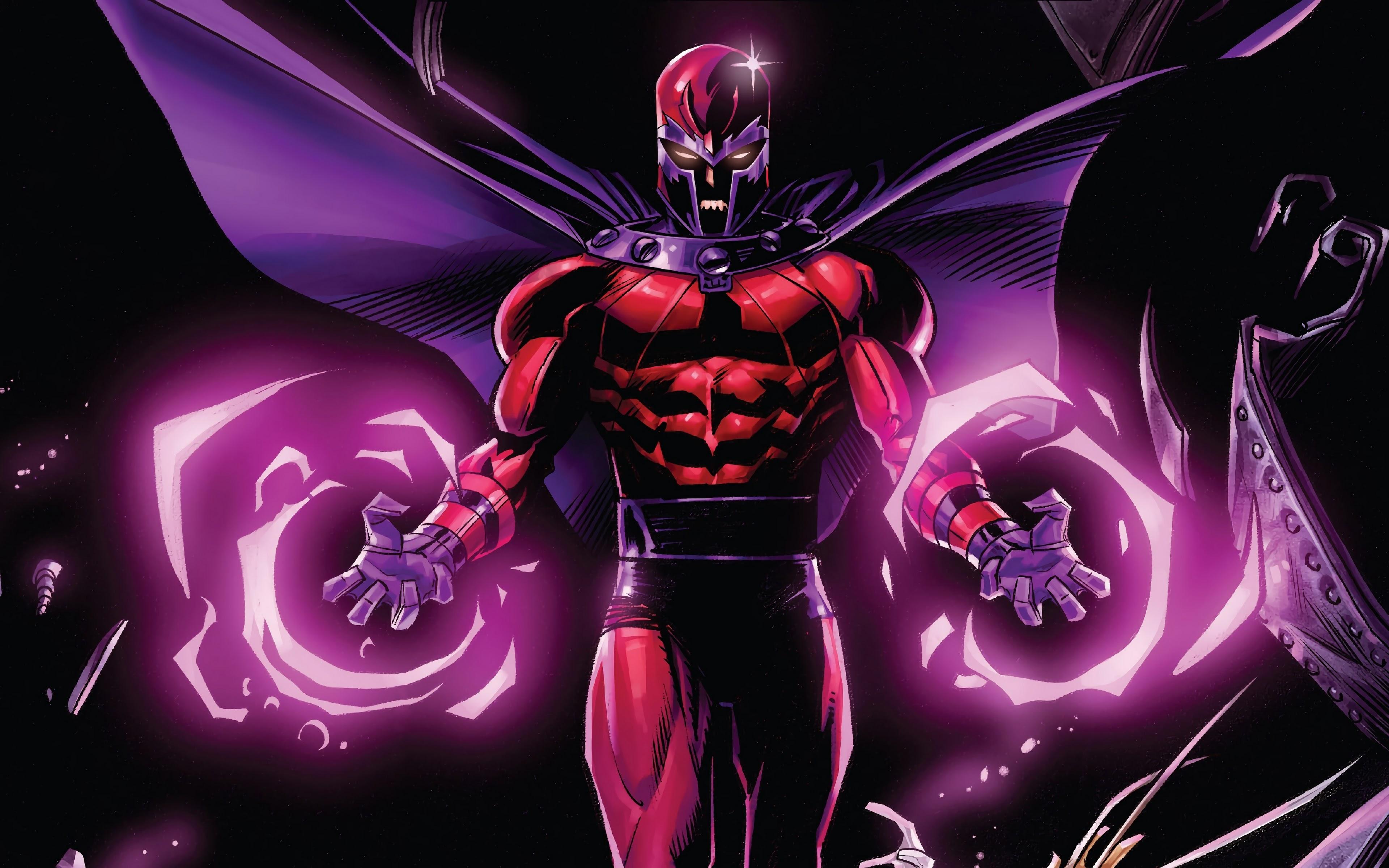 Magneto 4K Wallpaper 60 3840x2400