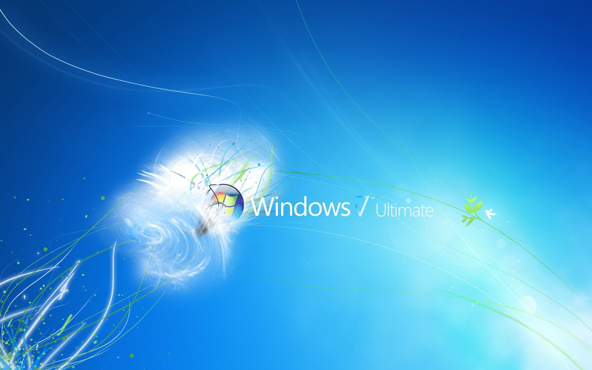Home windows 7 Final HD Wallpapers   HD Images New 1920x1200