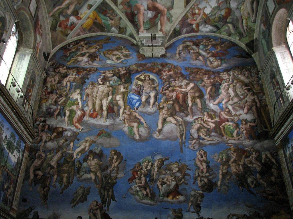 Wallpaper Jean Auguste Dominique Ingres Pope Pius VII in the