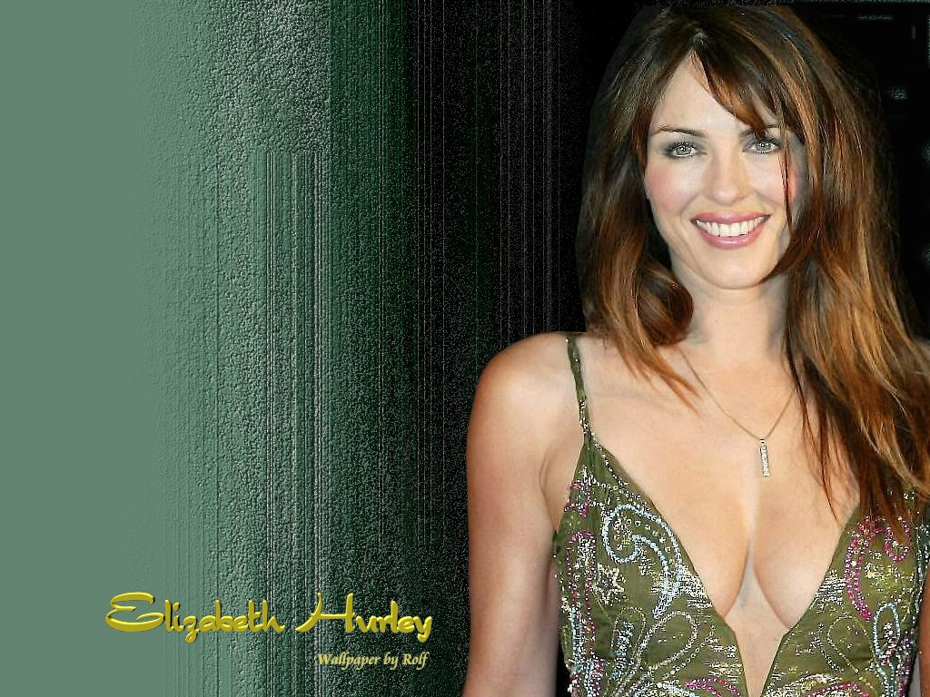 Elizabeth hurley Wallpapers Photos images Elizabeth 1024x768