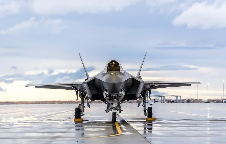Wallpaper Lightning F 35 Lockheed Martin images for desktop 1332x850
