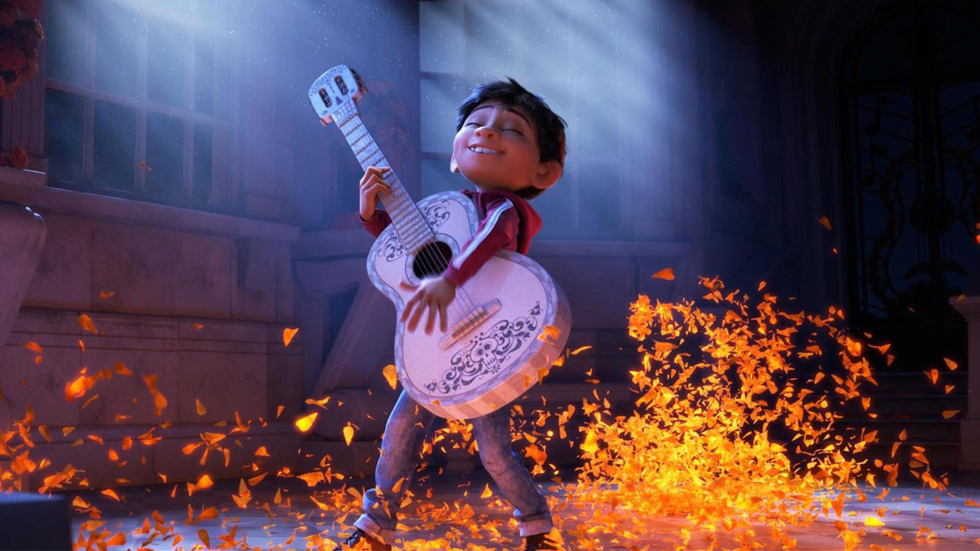 Coco   Disney Pixar Coco Wallpaper 41252047 1920x1080
