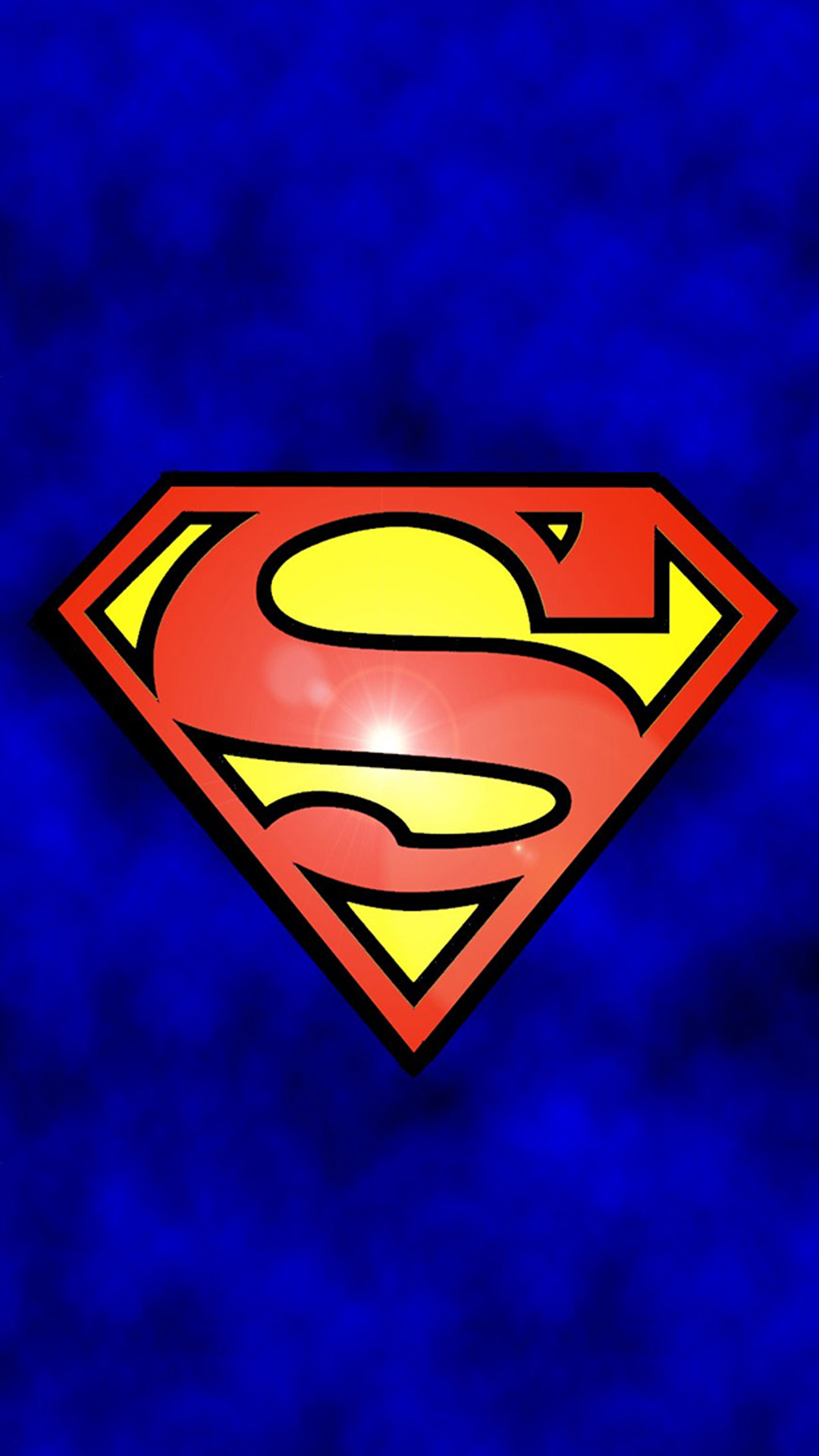Funny Superman Logo iPhone 6 Wallpaper Download iPhone Wallpapers 1080x1920
