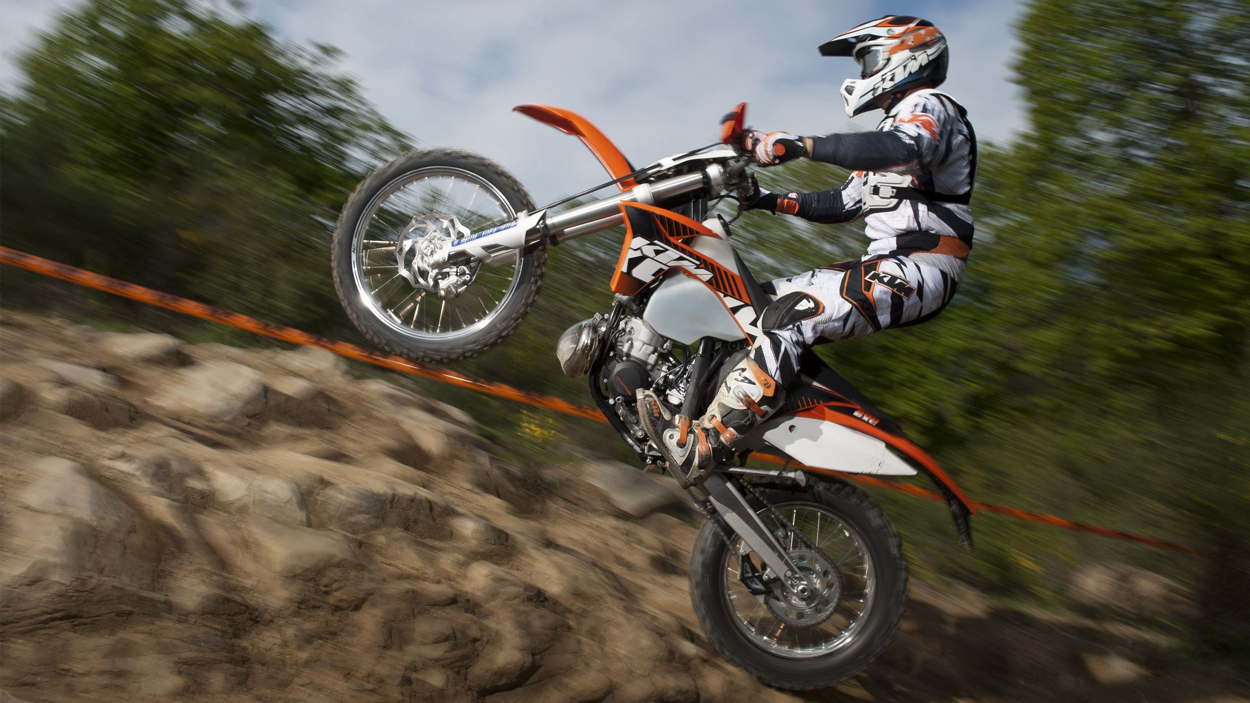 KTM Motocross Offroad Wallpaper HD 817 3750 Wallpaper 2560x1440
