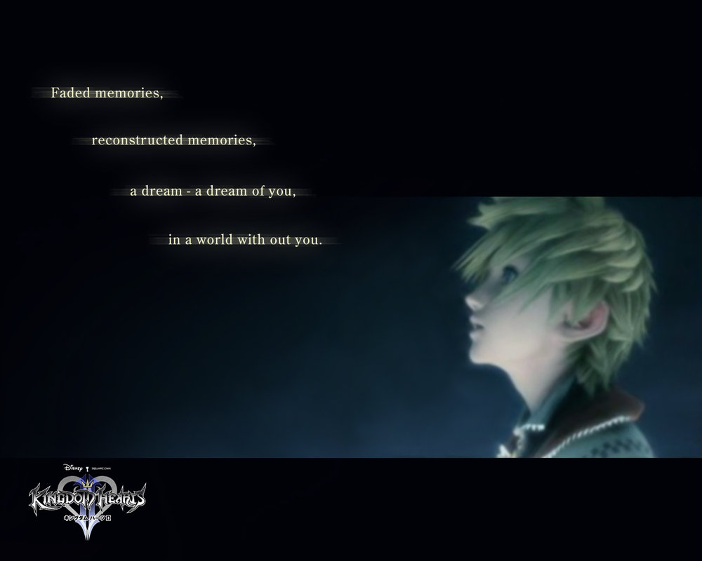 KH2 wallpaper   Roxas by RedDeath1888 1000x800