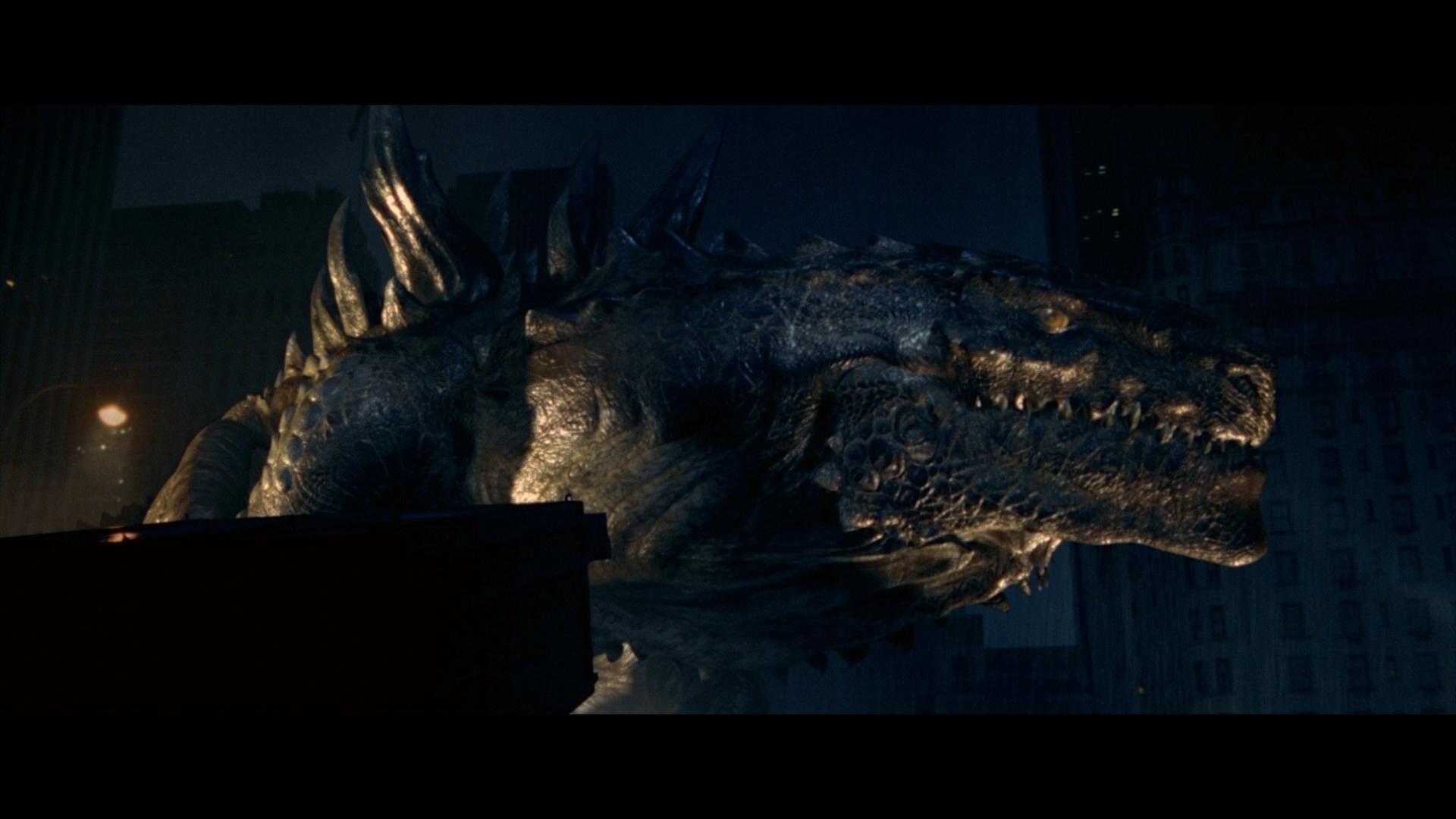 Godzilla 1998 Wallpaper Hd Re godzilla 1920x1080