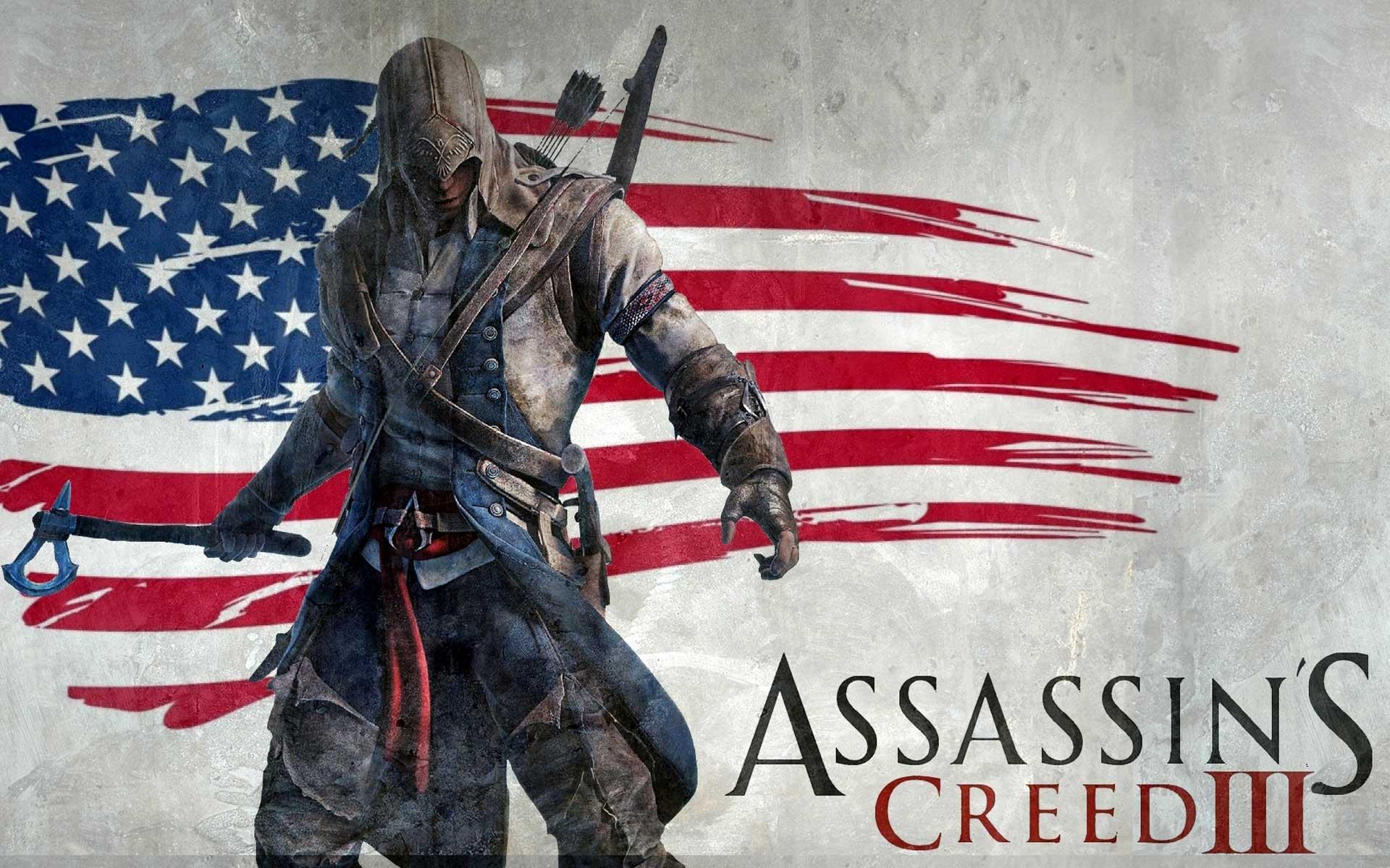Assassins Creed III Wallpaper   Rebel Gaming 1920x1200