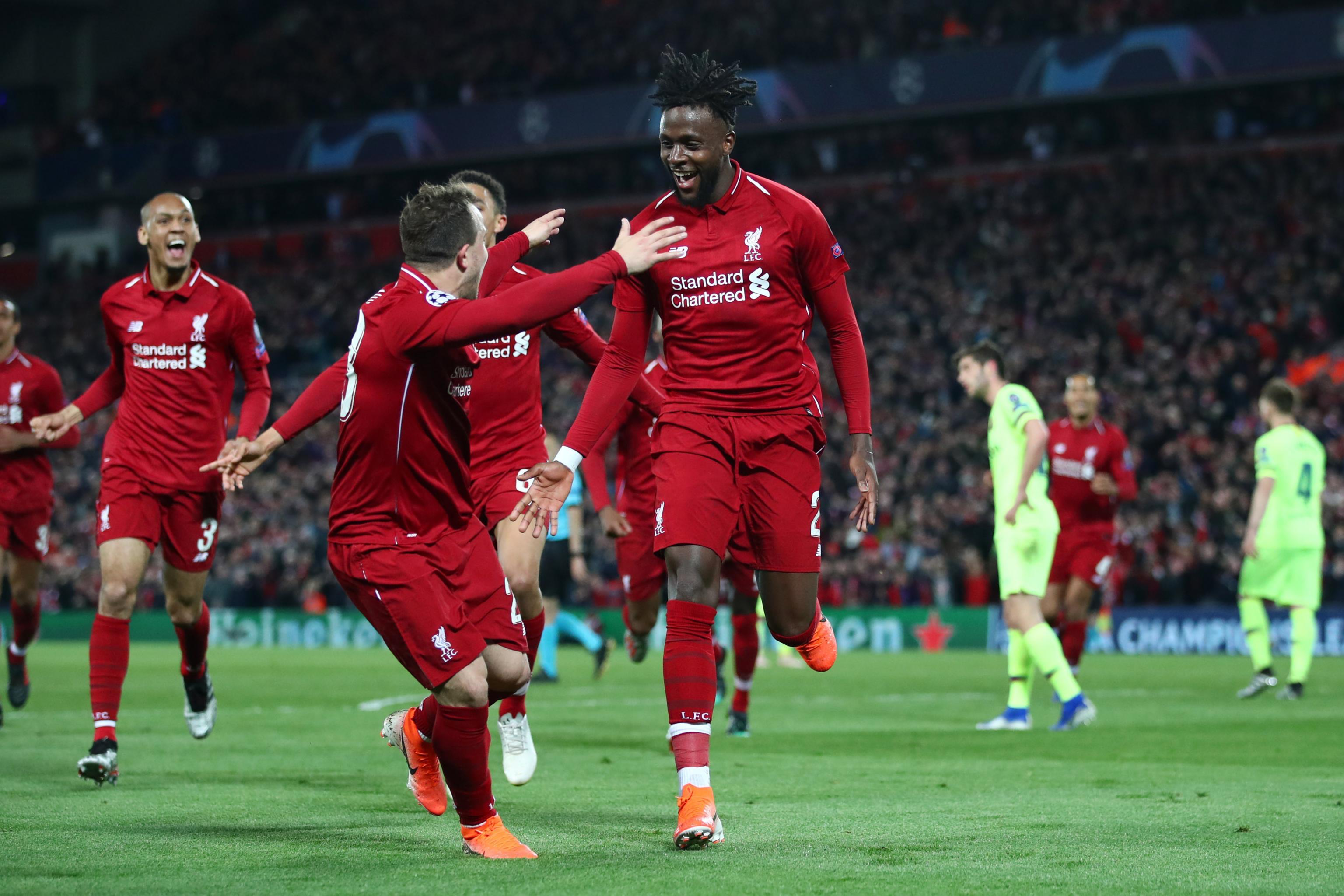 Liverpool Complete Miracle Comeback vs Barcelona Advance to 2019 3072x2048