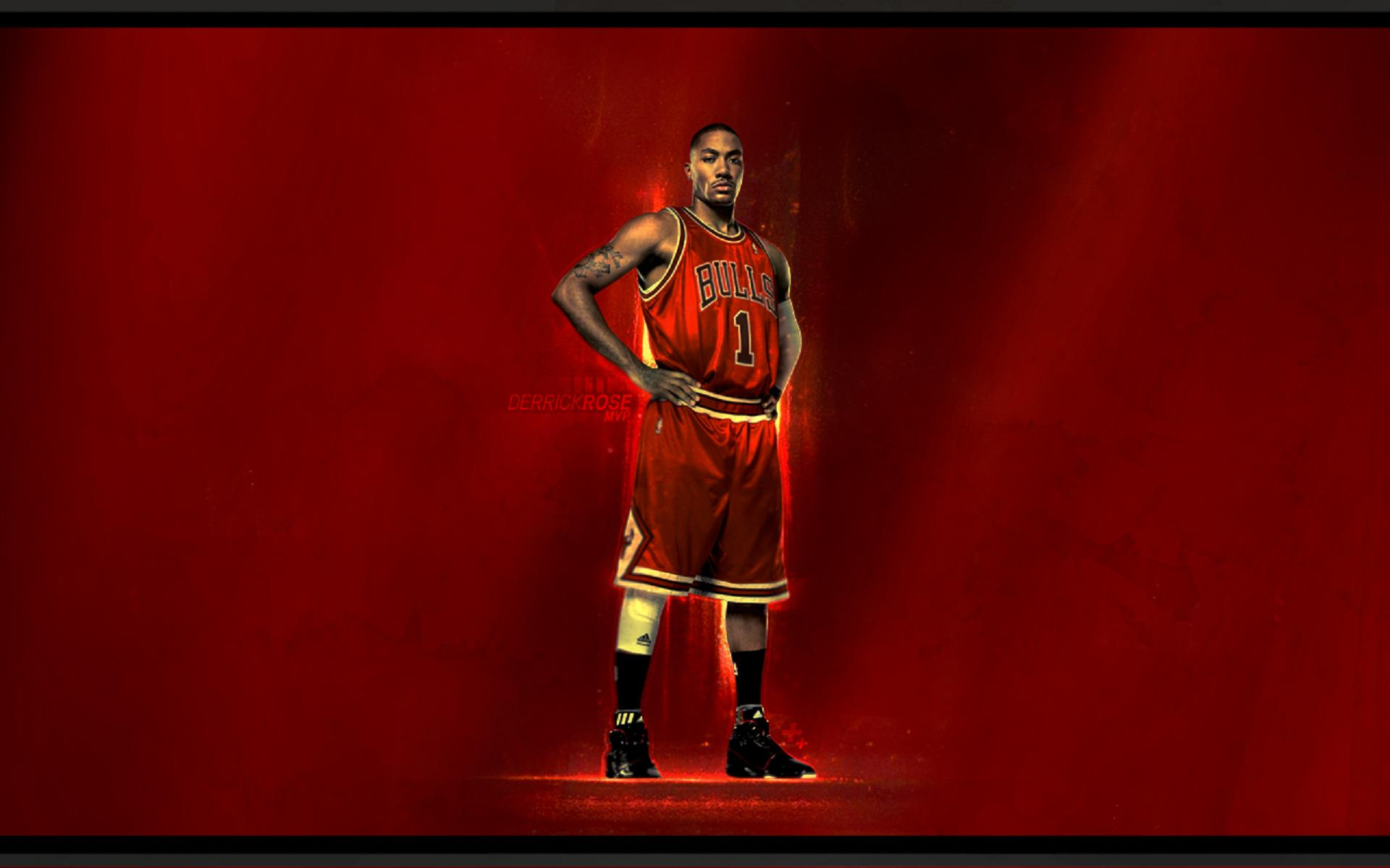 Derrick Rose 2015 Wallpapers 1920x1200