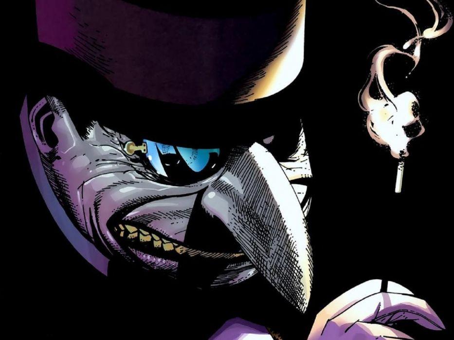 Batman Penguin wallpaper 1440x1080 250782 WallpaperUP 933x700