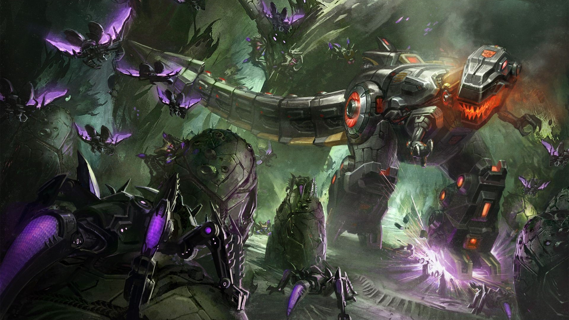 Pics Photos   Transformers Fall Of Cybertron Wallpaper 1920x1080