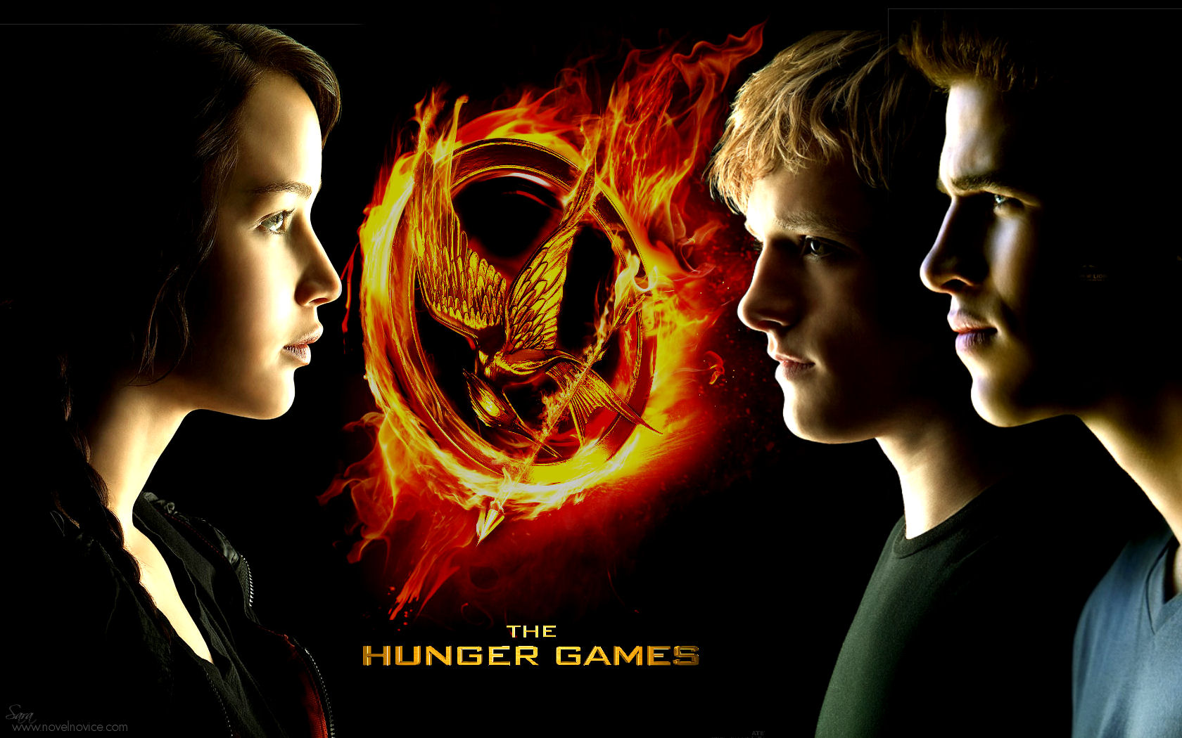 Pics Photos   The Hunger Games The Hunger Games Wallpapers 1680x1050