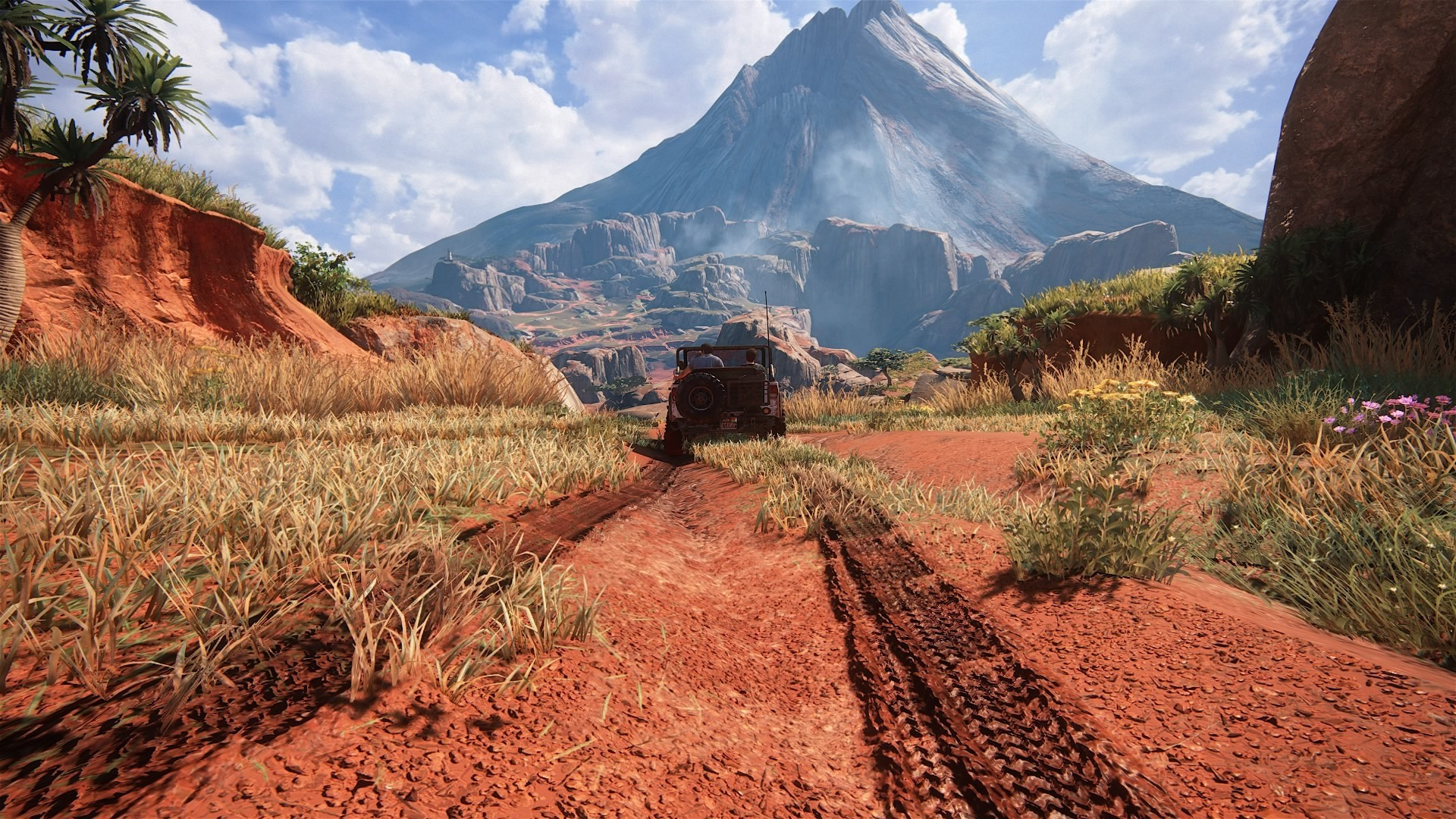 Uncharted 4 A Thiefs End Video Games PlayStation 4 1920x1080