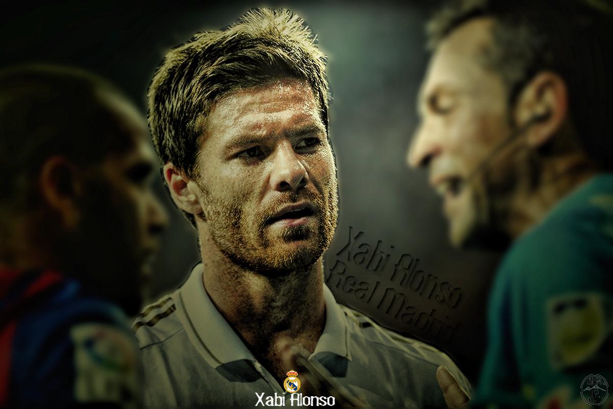 Xabi Alonso Stunning Wallpaper   Football HD Wallpapers 1200x800