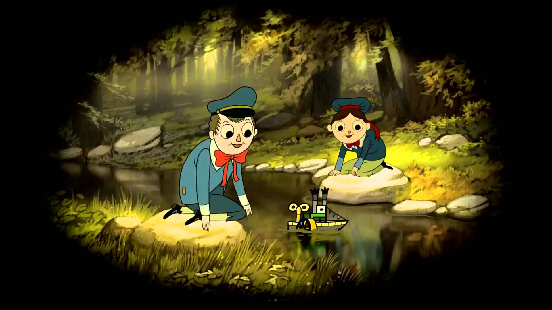 Free Download Over The Garden Wall Hd Wallpapers For Desktop