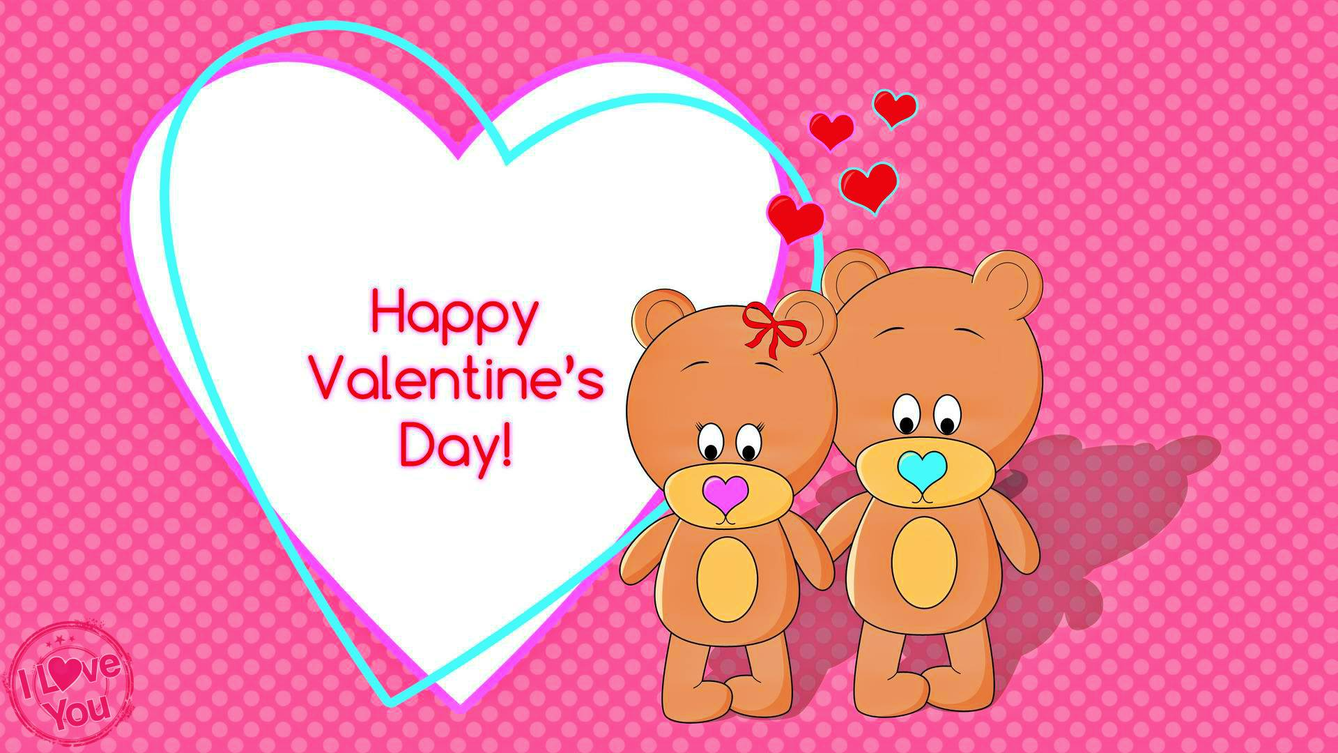 Cute Valentines Day Wallpapers 1920x1080