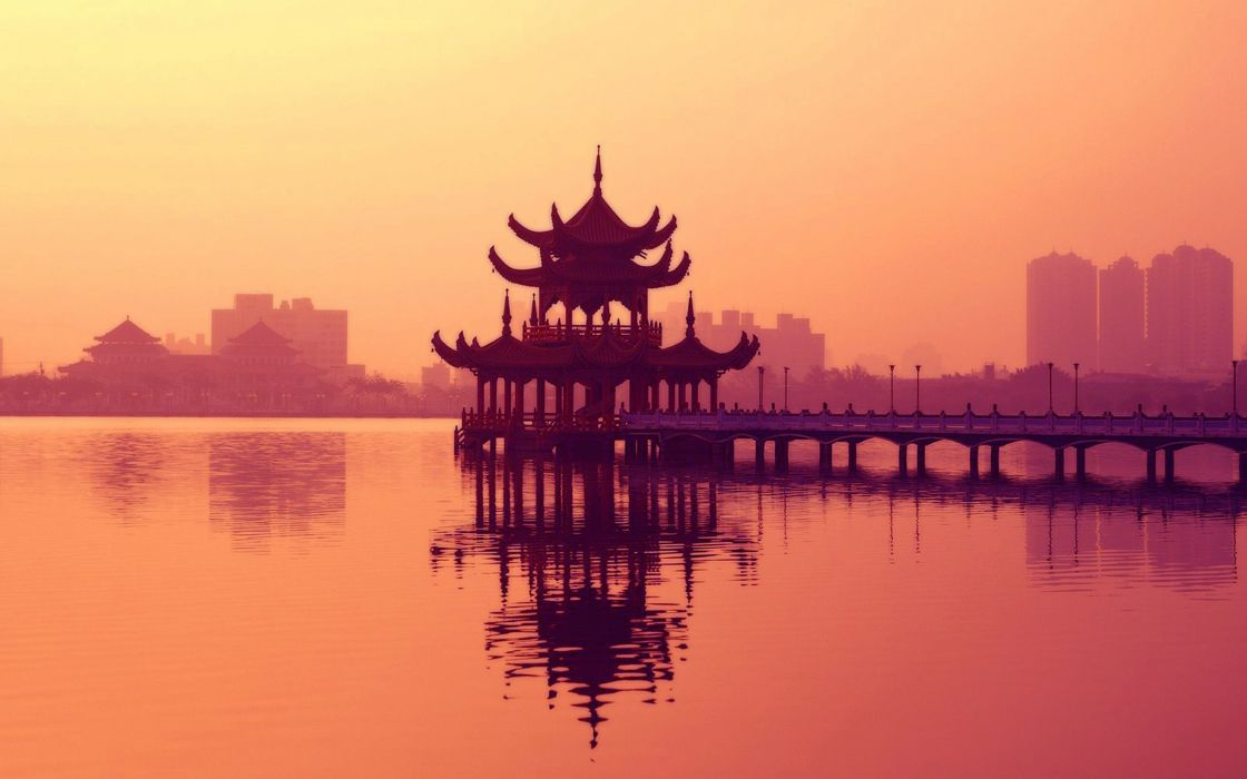 Water cityscapes architecture asia wallpaper 2560x1600 18762 1120x700