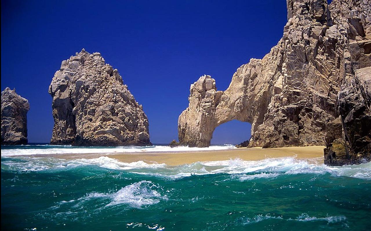 Download beach wallpapers 009 funjunktion tulum beach mexico beach 1280x799