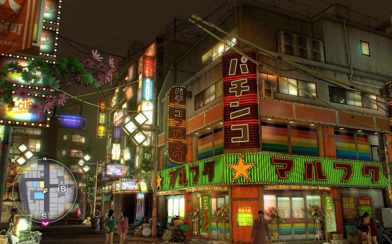 Wallpaper Yakuza posted by Samantha Mercado 1440x900
