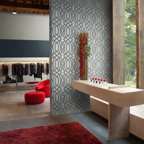 Luxury Wallpaper Designs For Modern Interior Decoration Home 500x500
