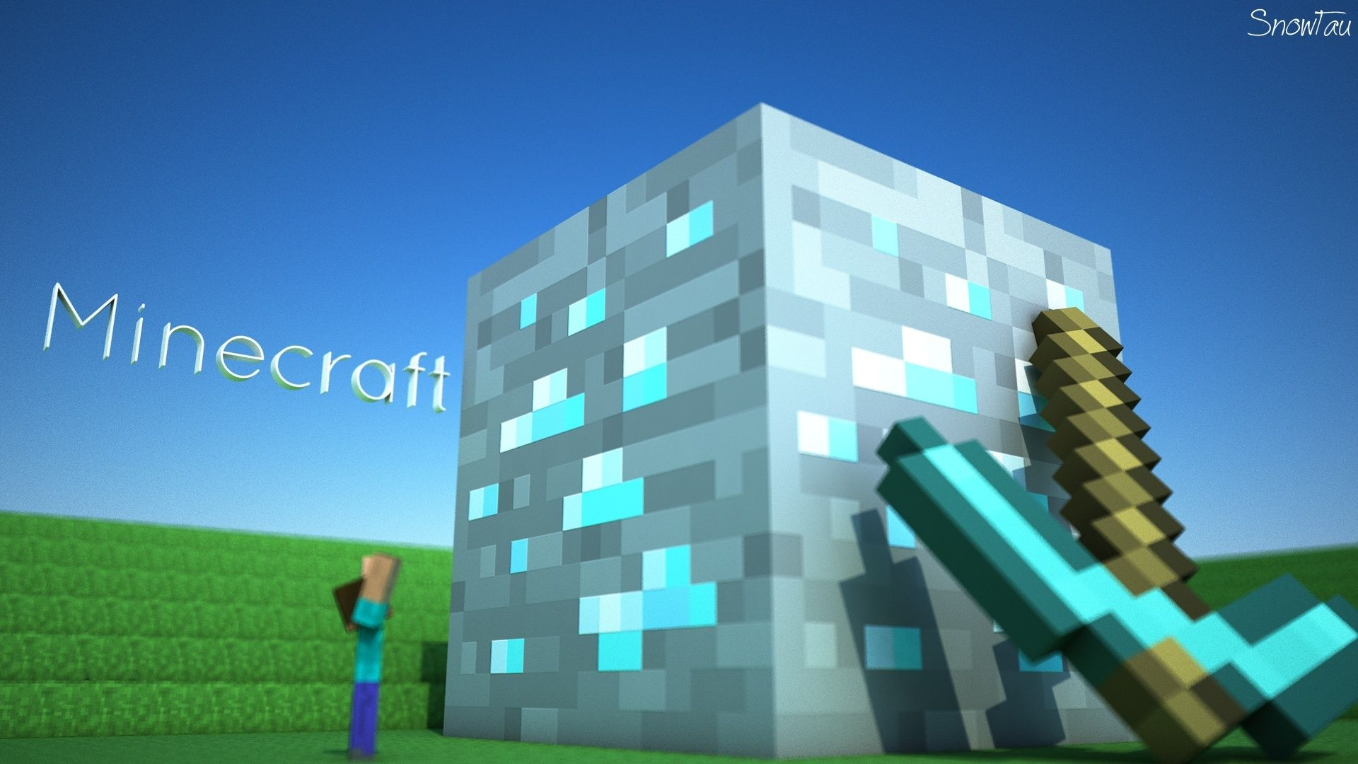 Free download Minecraft Wallpapers For Windows 7 15739 Hd ...