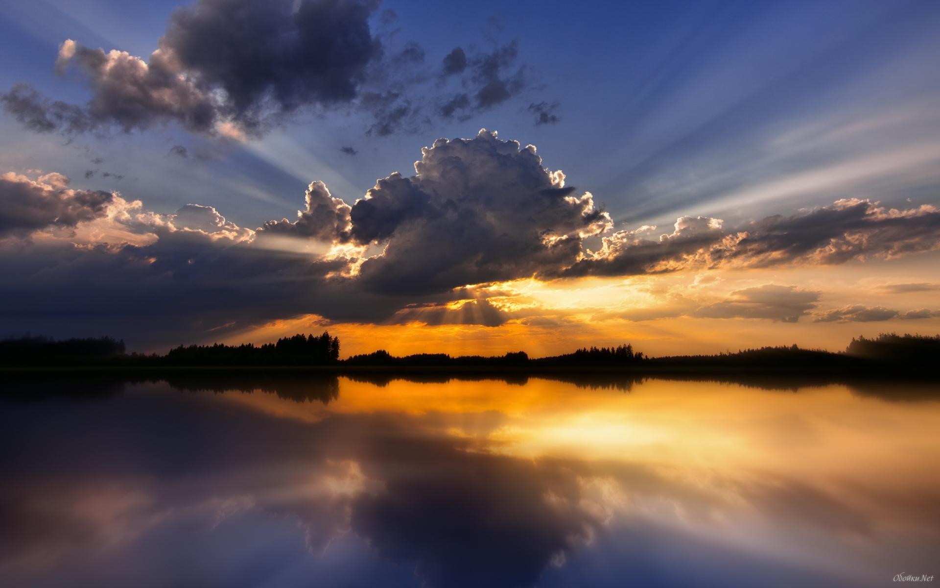 Beautiful Sunsets Wallpaper
