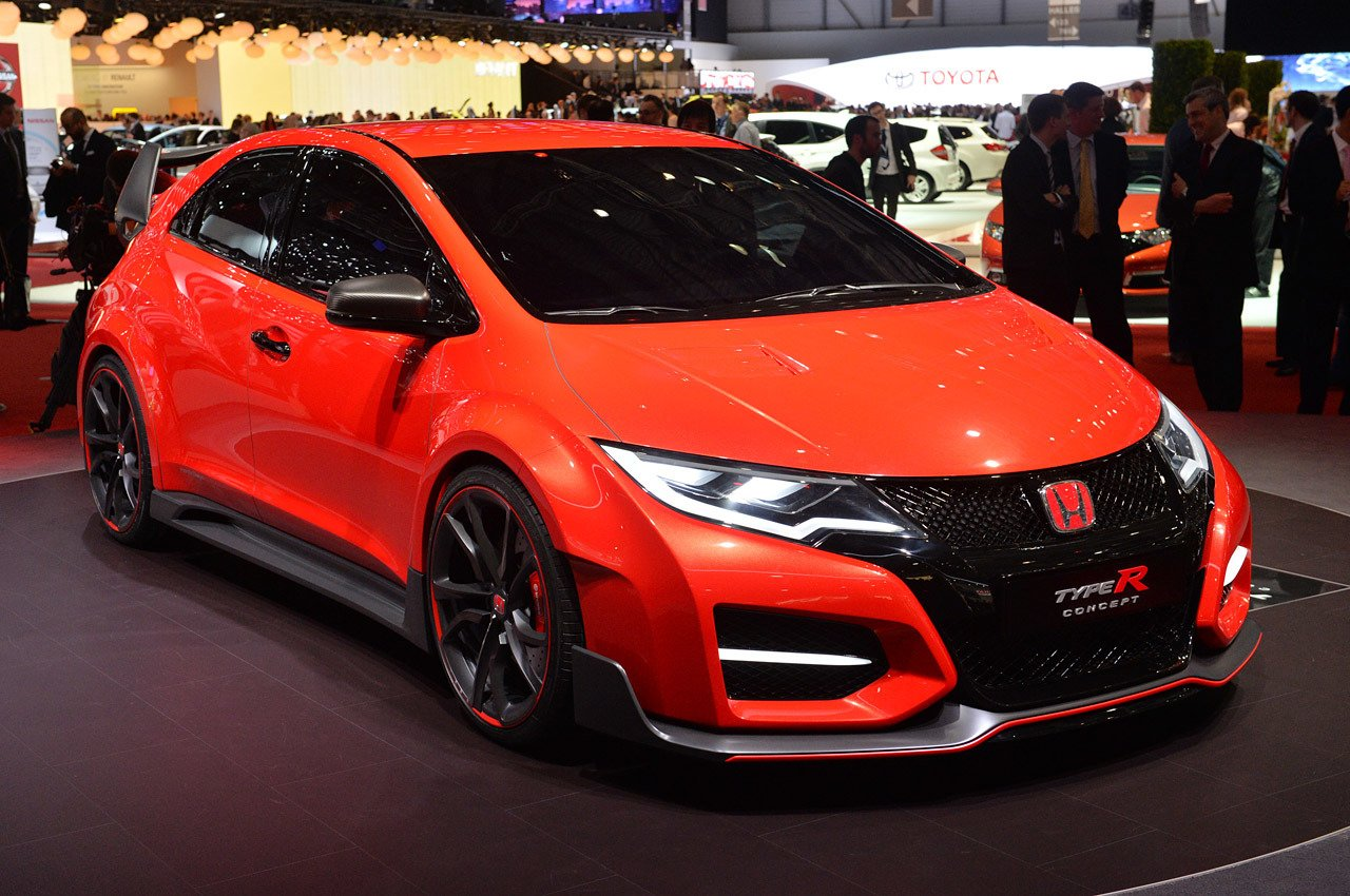 2015 Honda Civic Type R Android Wallpaper 4158   Grivucom 1280x850