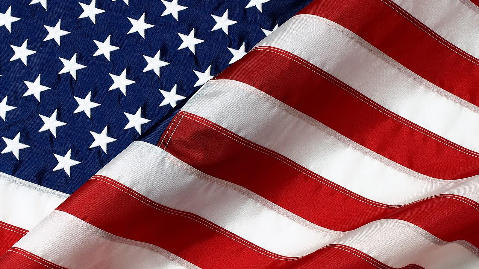 America Flag Wallpaper 1600x900