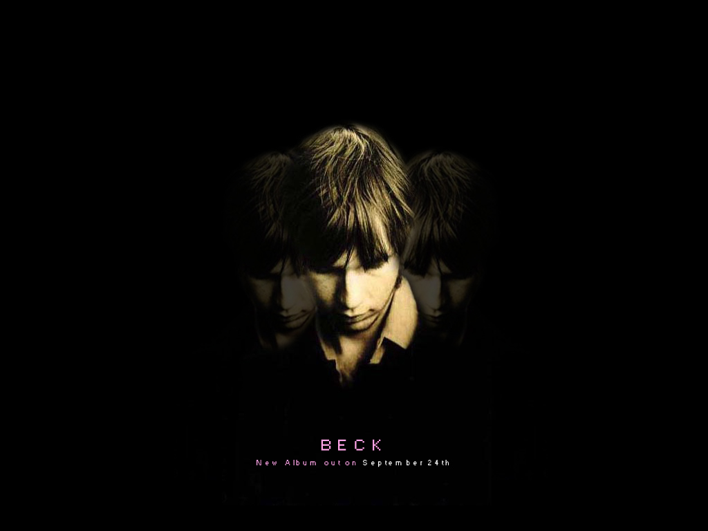 Beck   Beck Wallpaper 548517 1024x768