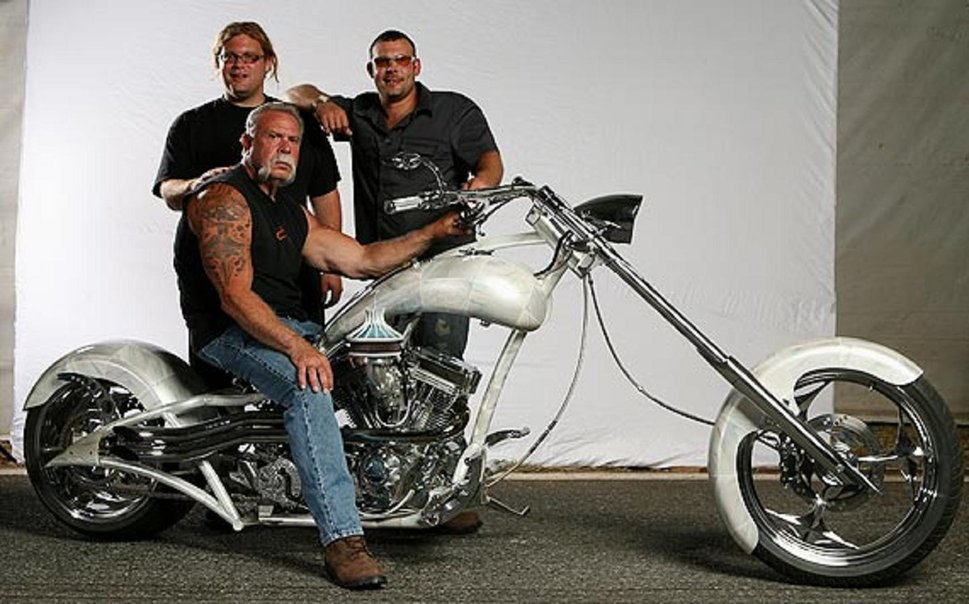 Orange County Choppers Wallpaper Short News Poster 969x604