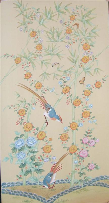 detailceSnhGtuaPVkChina Real Silk Wallpaper with Hand Drawinghtml 431x800
