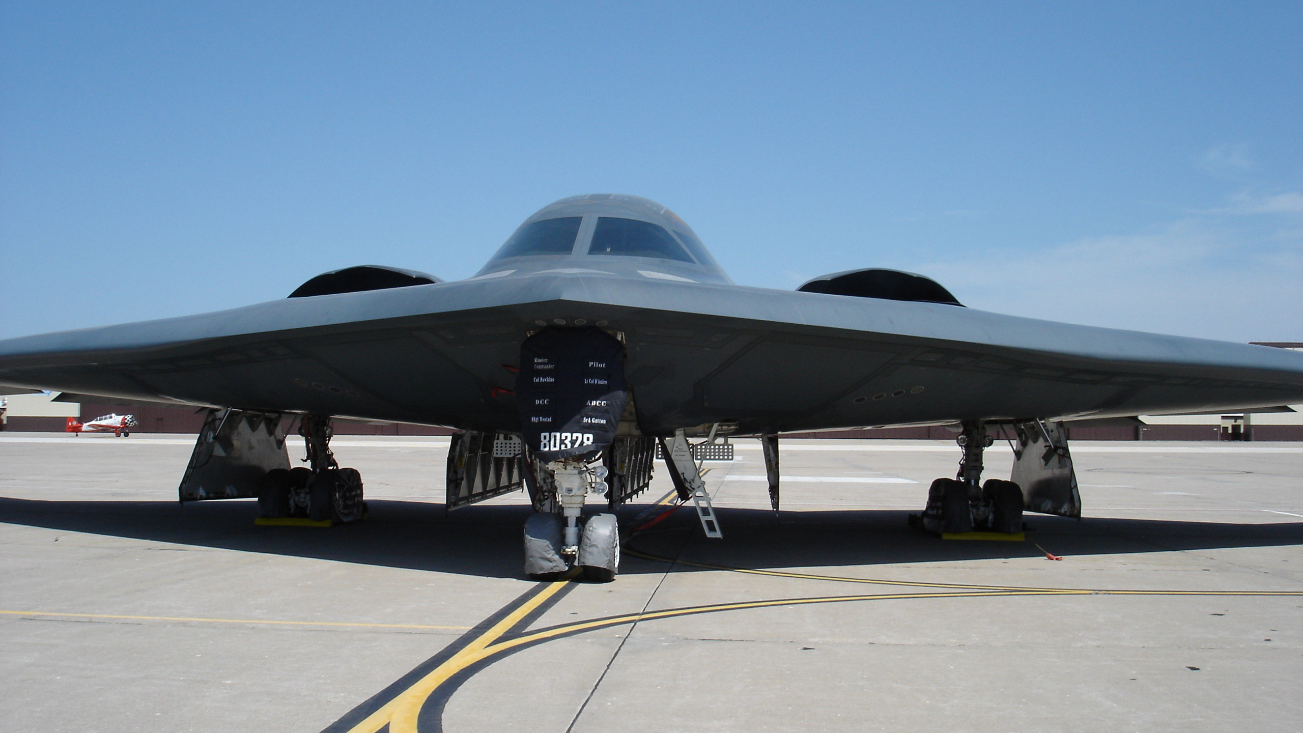Northrop B2 stealth bomber Widescreen and Full HD Wallpapers 2560x1440