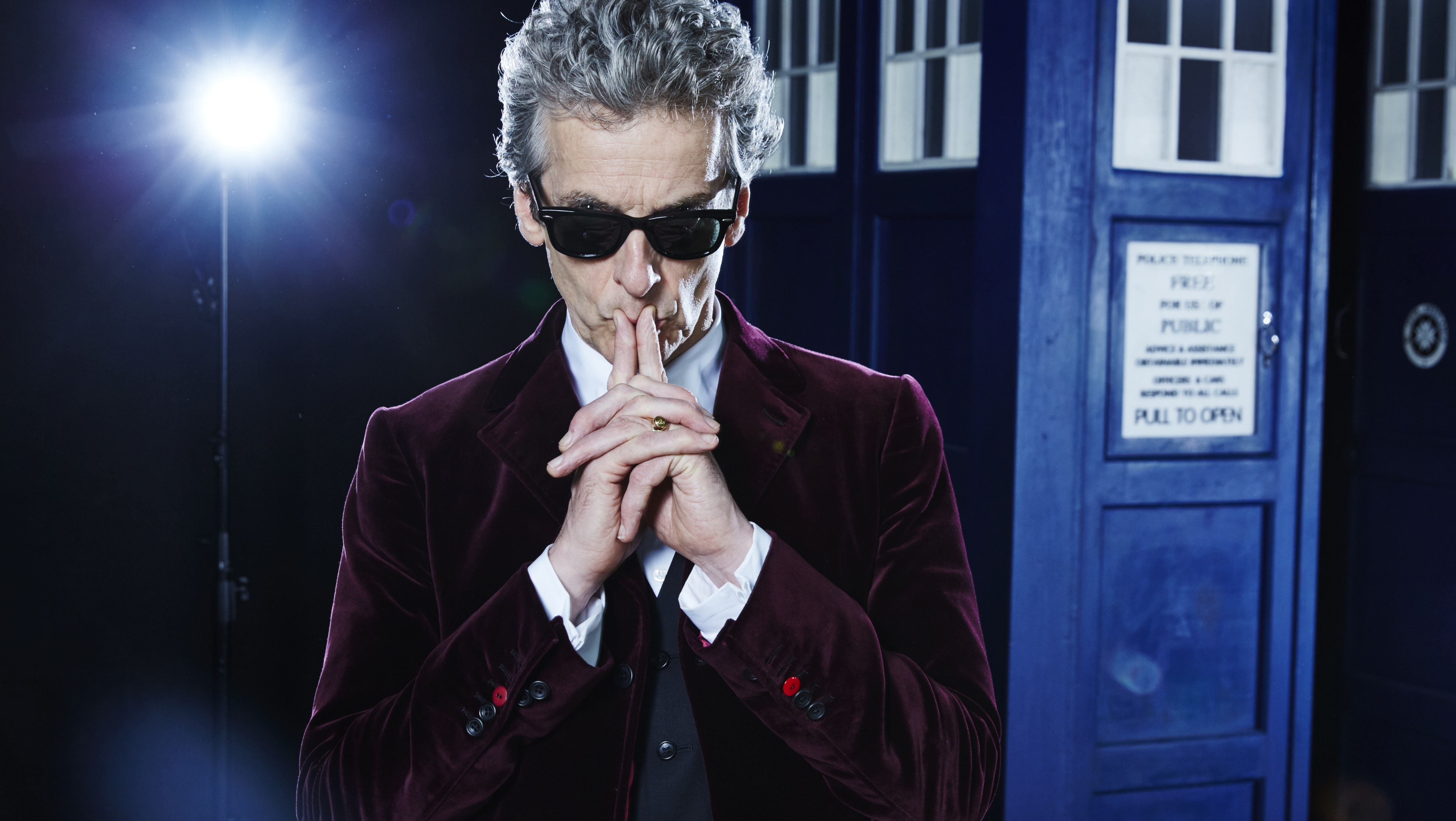 Doctor Who The Peter Capaldi Years 4787x2700