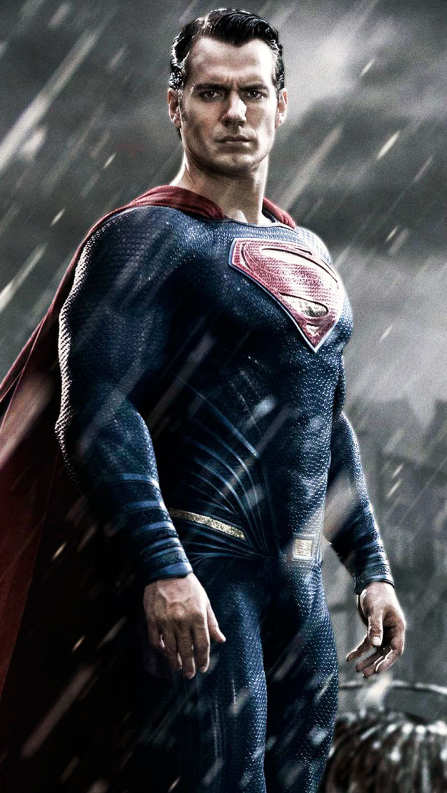 Batman vs Superman Dawn of Justice Wallpaper   iPhone Wallpapers 640x1136