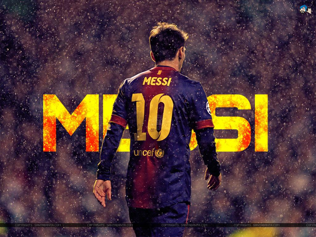 Lionel Messi Wallpaper 14 1024x768