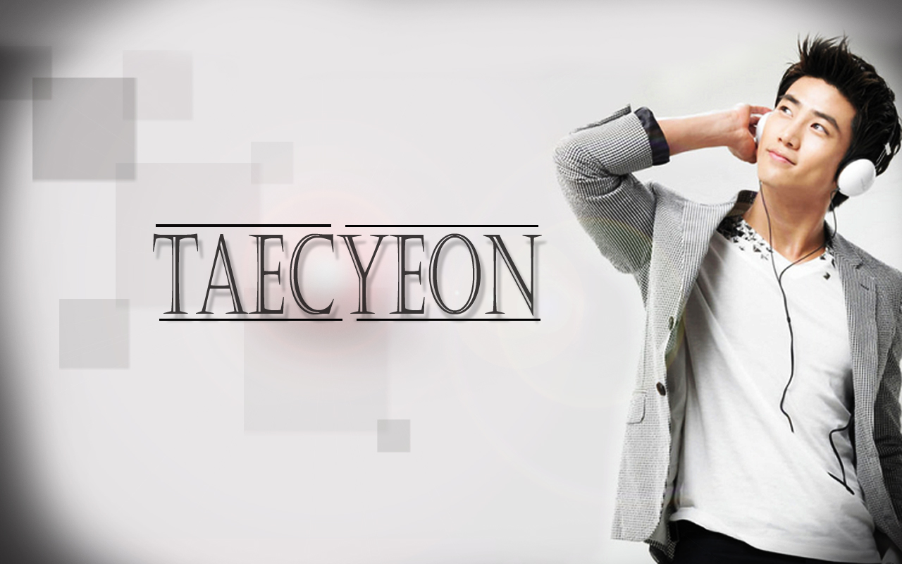 Taecyeon   taecyeon 2pm Wallpaper 34432636 1280x800