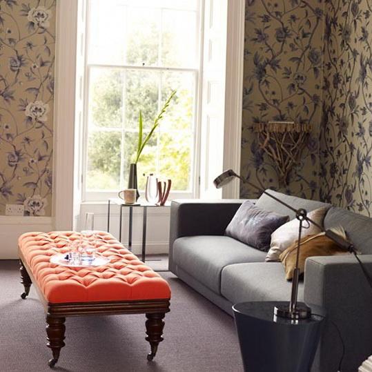wallpaper ideas for living room 2015   Grasscloth Wallpaper 539x539